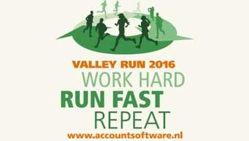 Team ASG loopt 1e ValleyRun