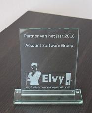 Elvy partner award