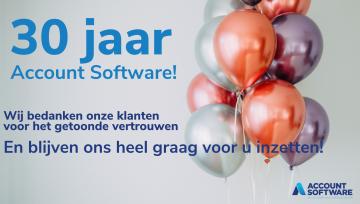 Account Software 30 jaar!